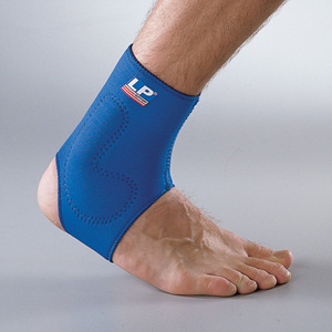 LP-729 ANKLE SUPPORT(WITH SILICON PAD) (실리콘 패드가 있는 발목용 서포트)